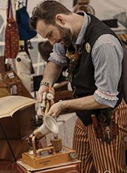 Maker at Cogs & Corsets
