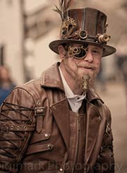 Haworth cosplayer