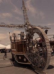 Clock Ship Tere