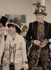Steampunk Day Costumes