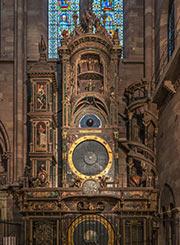 Strasbourg Clock