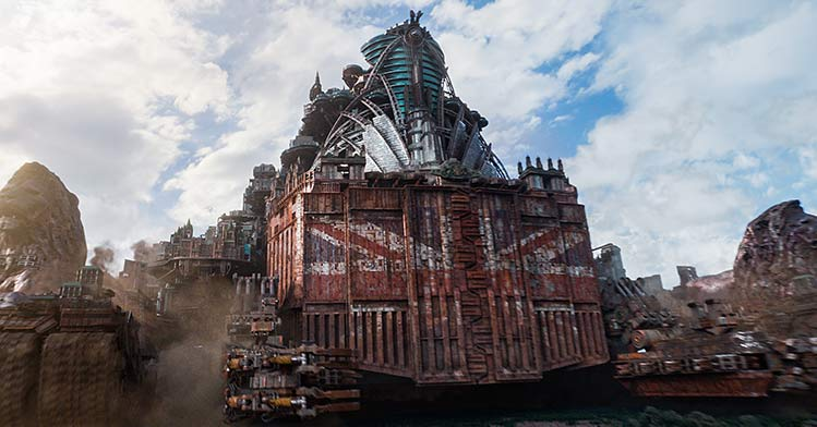 Mortal Engines London