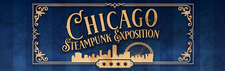 Chicago Steampunk Expo Banner