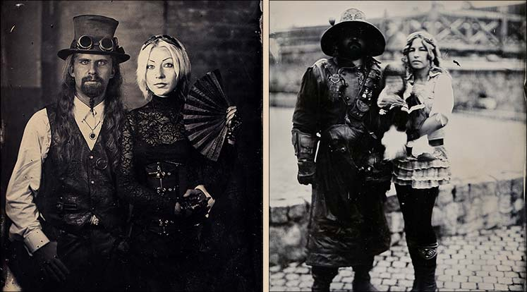 Wet Plate Steampunk