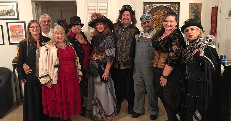Sanford Steampunk Soiree