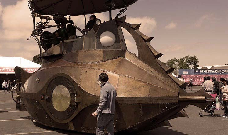 Steampunk Digest May 12 2018 Our Weekly Roundup Of News And Other Happenings In The Steampunk World The Steampunk Explorer