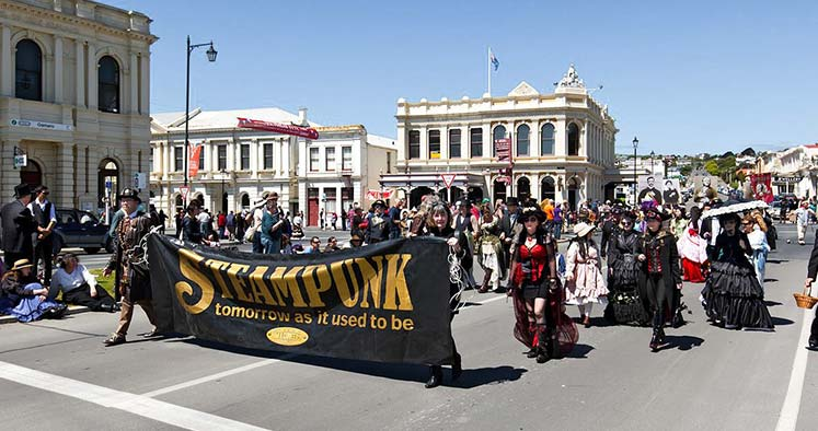 Steampunk NZ