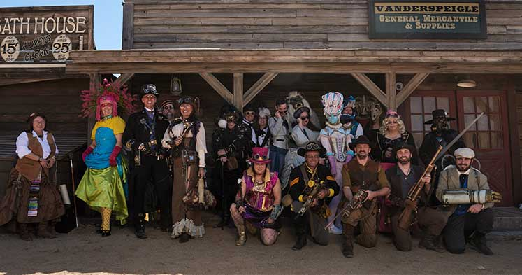 Wild Wild West Steampunk Convention