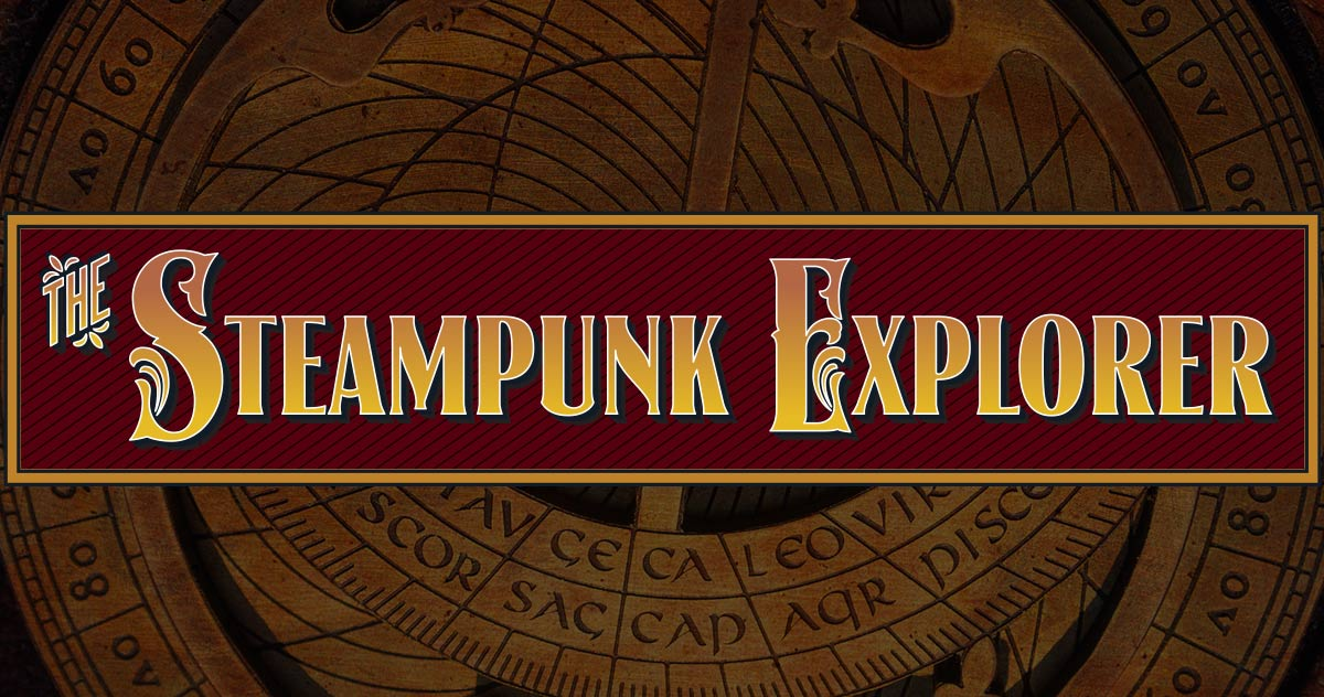 Events | The Steampunk Explorer