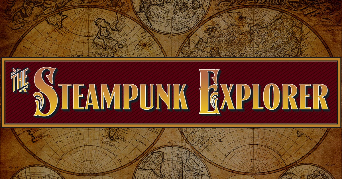 The Steampunk Explorer
