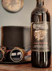 Contrivance Airship Red Blend