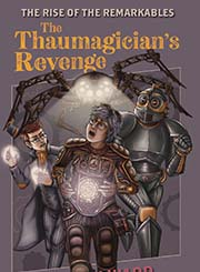 The Thaumagician's Revenge cover