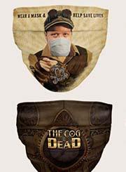Cog Is Dead Masks