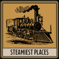 Steamiest Places