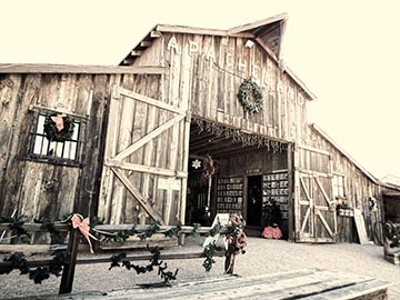 The Audie Murphy Barn