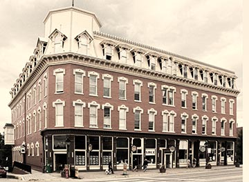 Tabor Grand Hotel, Leadville, CO